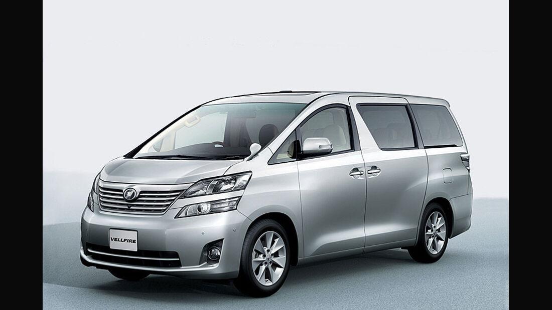 Toyota JP-US-Modelle