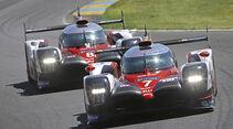 Toyota, LMP1-Auto, Exterieur Front