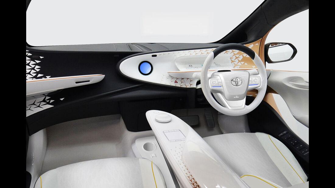 Toyota LQ Concept Tokio 2019