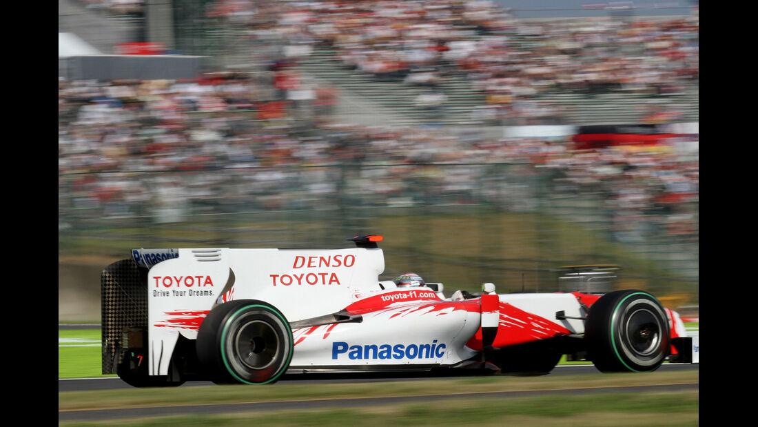 Toyota Lamellen 2010