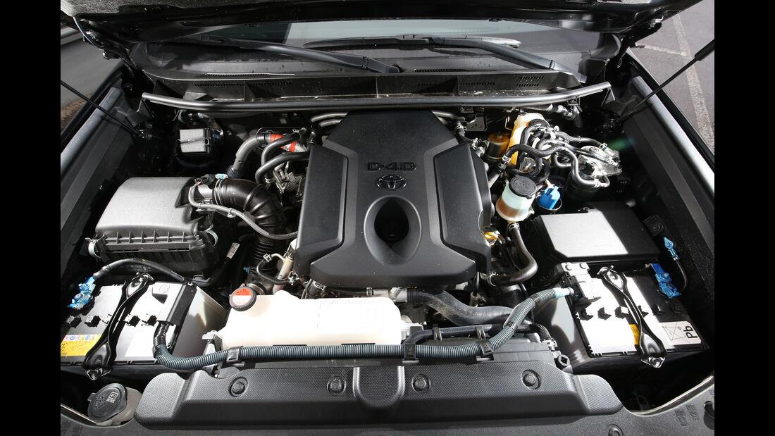 Toyota Land Cruiser 2.8 D-4D, Motor