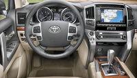 Toyota Land Cruiser 200 V8 2012