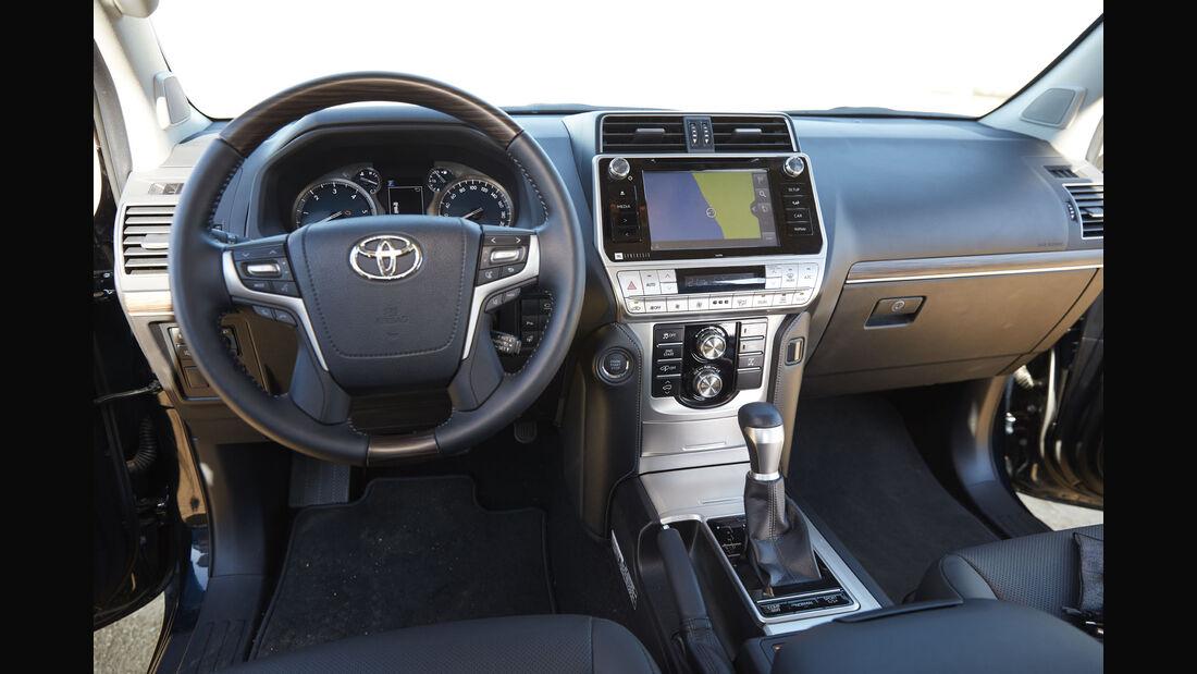Toyota Land Cruiser 2018 Fahrbericht Namibia