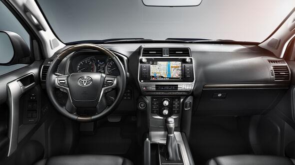 Toyota Land Cruiser 2018 Premiere IAA