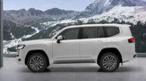 Toyota Land Cruiser 300 MY 2022