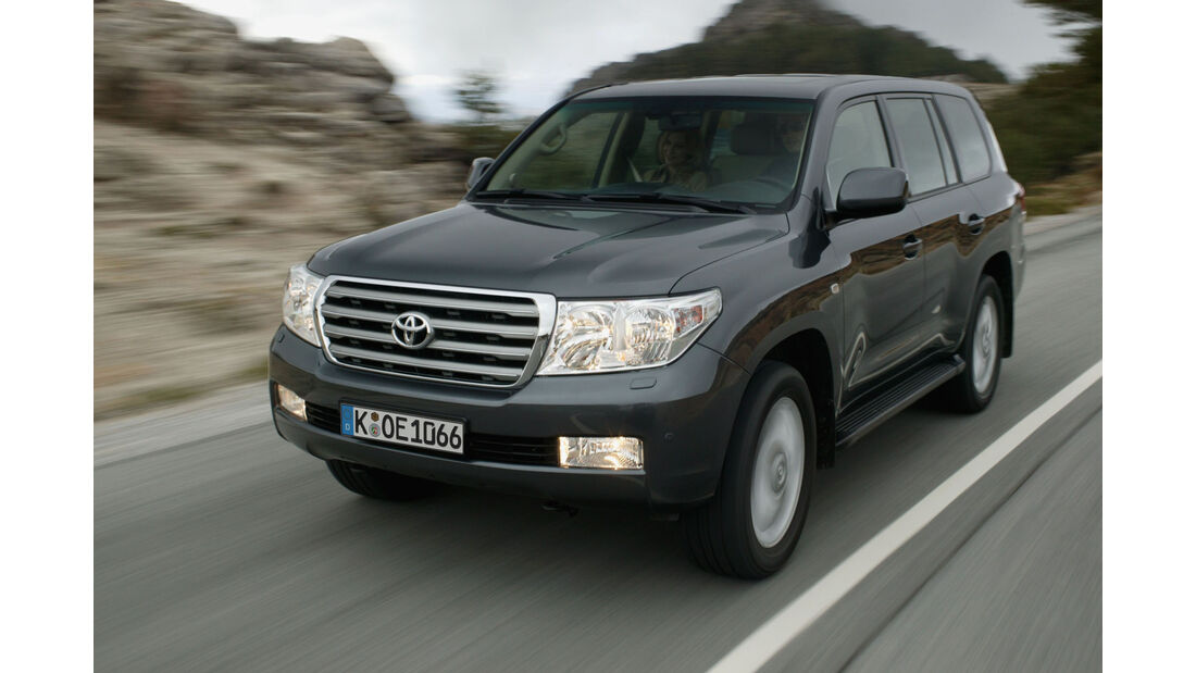 Toyota Land Cruiser Geschichte Historie 10 Millionen