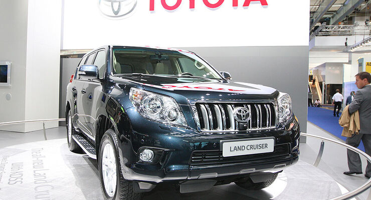 Toyota Land Cruiser IAA 2009