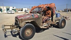 Toyota Land Cruiser J4 Oman Rost Oldtimer