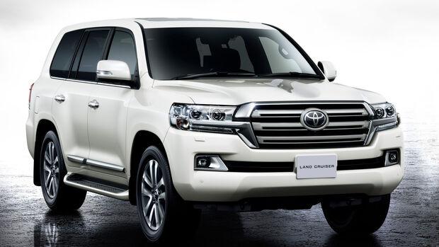Toyota Land Cruiser Station Wagon 200 seit 2015