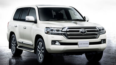 Toyota Land Cruiser Station Wagon 200 seit 2015