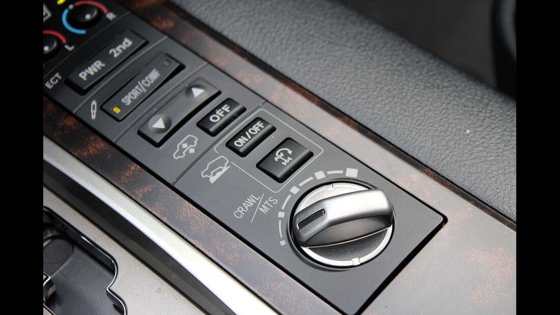 Toyota Land Cruiser V8 2012 Supertest
