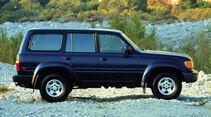 Toyota LandCruiser J8, FZ80, 1992