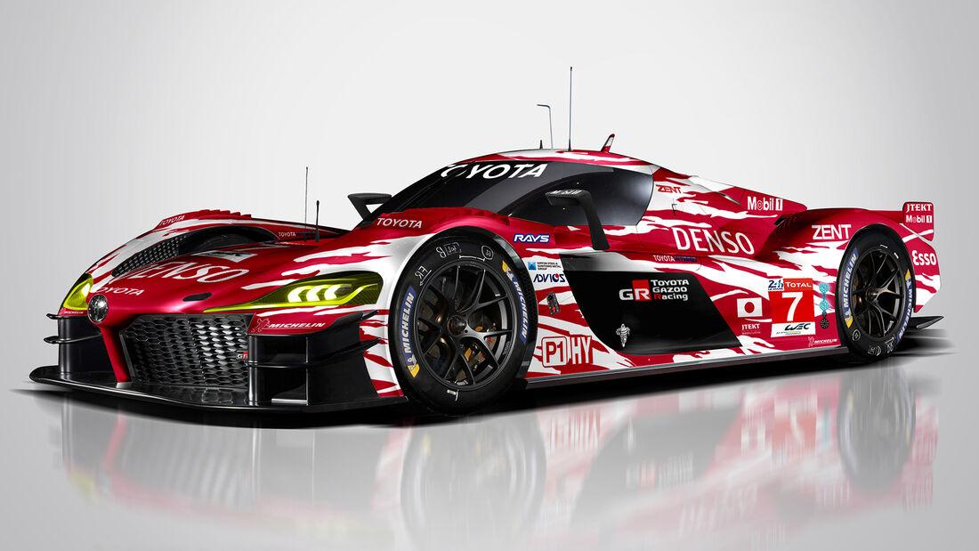 Toyota - Le Mans - Protoyp - Concept - Hypercar / LMDh - Sean Bull
