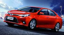 Toyota Levin China