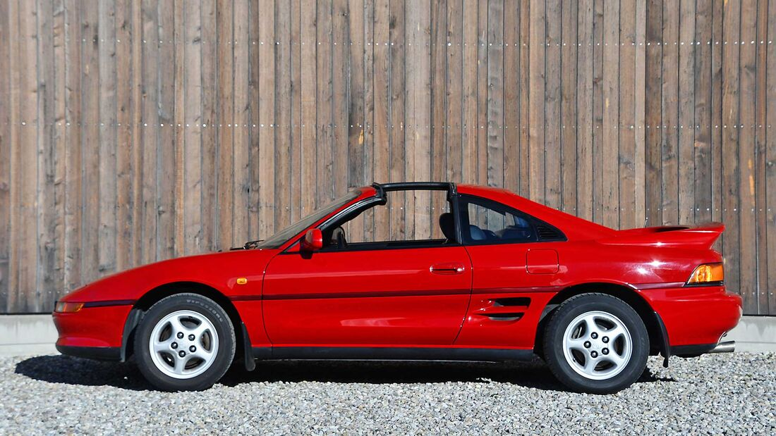 Toyota MR2 2,0-GT-i (1990)