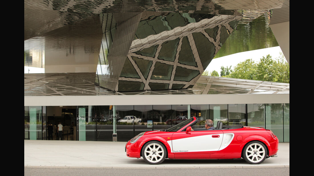 Toyota MR2 Competition, Porsche Museum