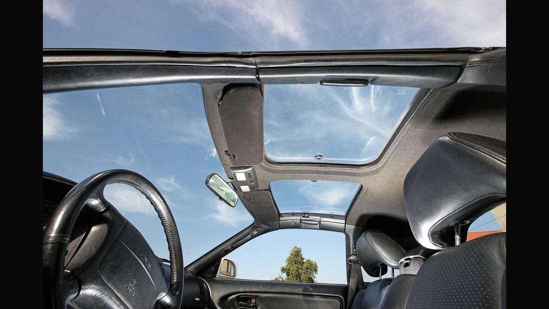 Toyota MR2, Dach