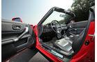 Toyota MR2 Roadster, Cockpit, Lenkrad