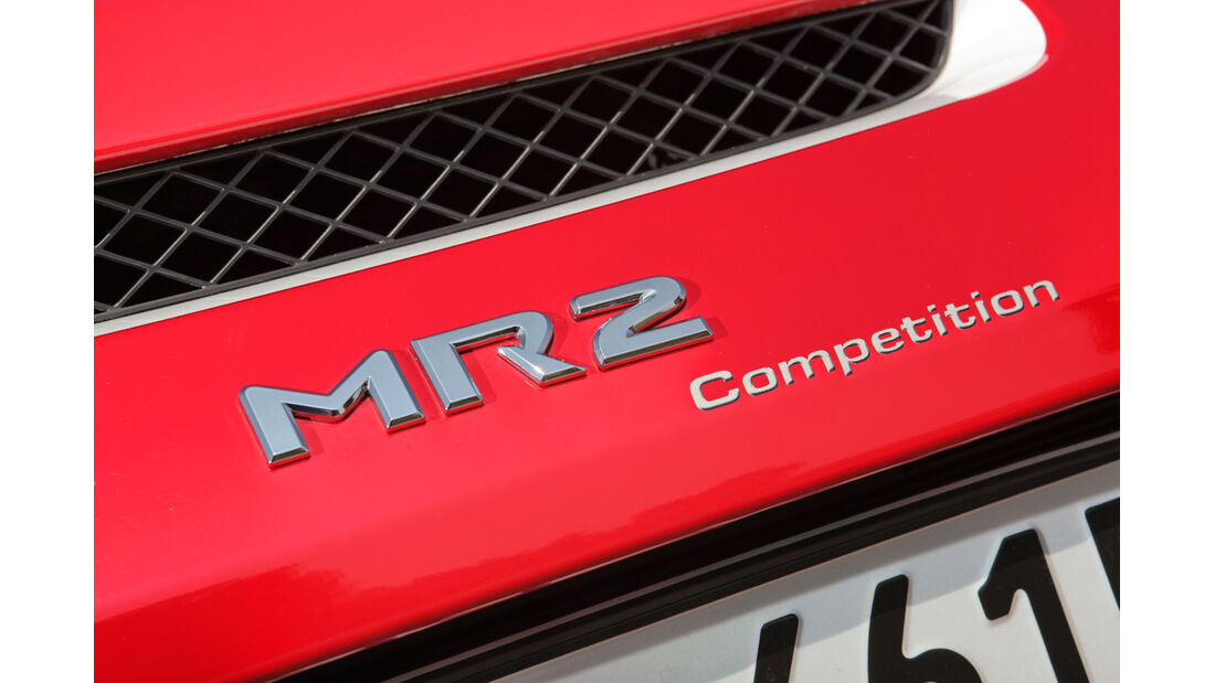 Toyota MR2 Roadster, Typenbezeichnung