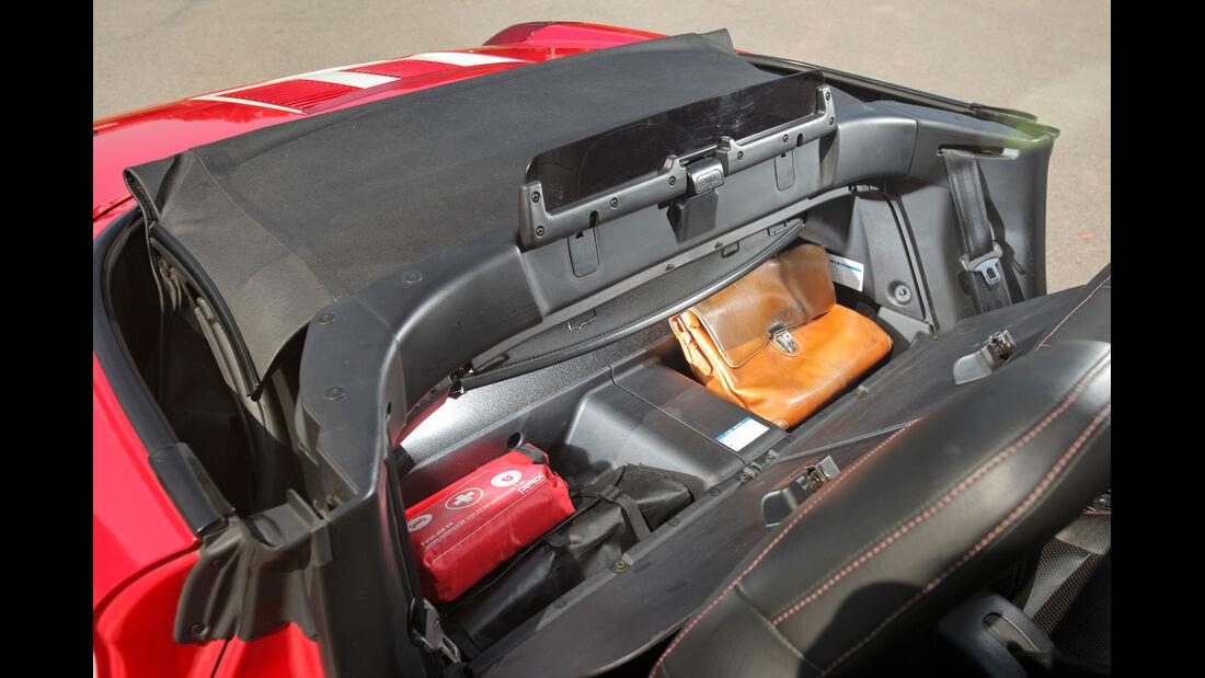 Toyota MR2 Roadster, Verdeck