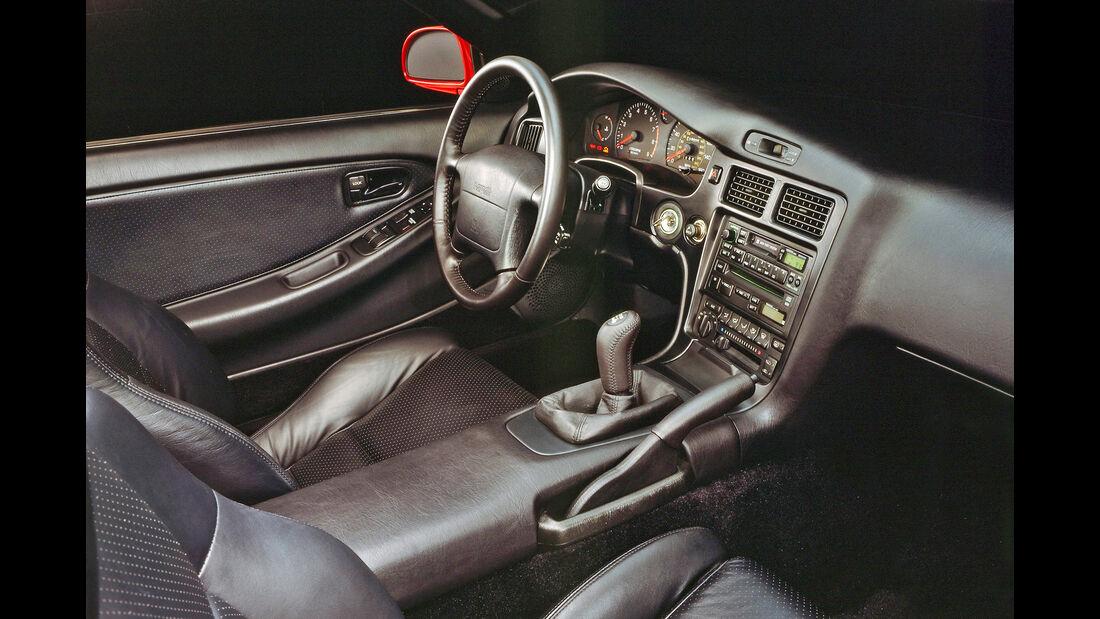 Toyota MR2, Seitenansicht