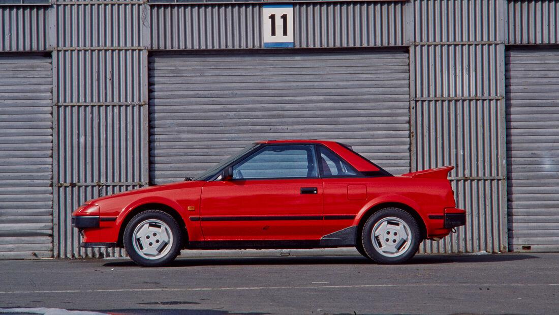 Toyota MR2 W1 (1985)