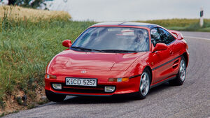 Toyota MR2 W1 (1985)