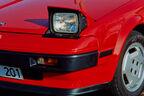 Toyota MR2 W1 (1985), Scheinwerfer