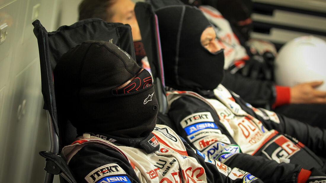 Toyota - Mechaniker - 24h-Rennen - Le Mans 2020