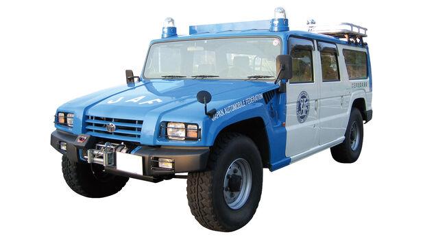 Toyota Megacruiser