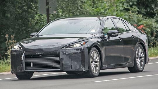 Toyota Mirai Erlkönig