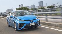Toyota, Mirai, Exterieur Front