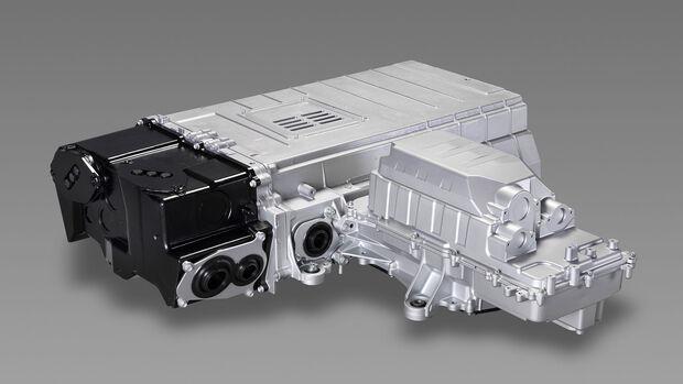 Toyota Mirai FCV Brennstoffzellen-Stack