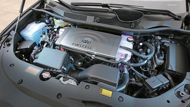 Toyota Mirai, Motor