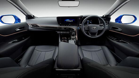 Toyota Mirai Zweite Generation Tokio Motor Show 2019