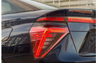 Toyota Mirai, ams, Fahrbericht, Rückleuchte