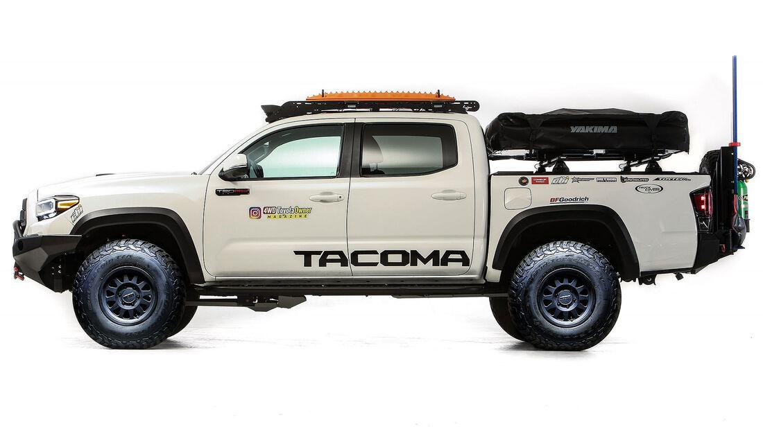 Toyota Overland-Ready Tacoma