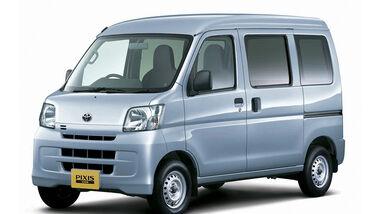 Toyota Pixis Japan