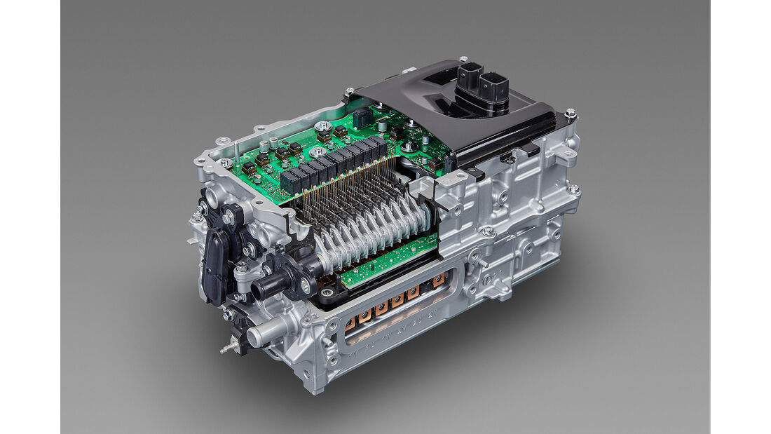 Toyota Powertrain Control Unit