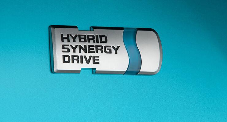 Toyota Prius C Concept, Logo