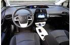 Toyota Prius, Cockpit