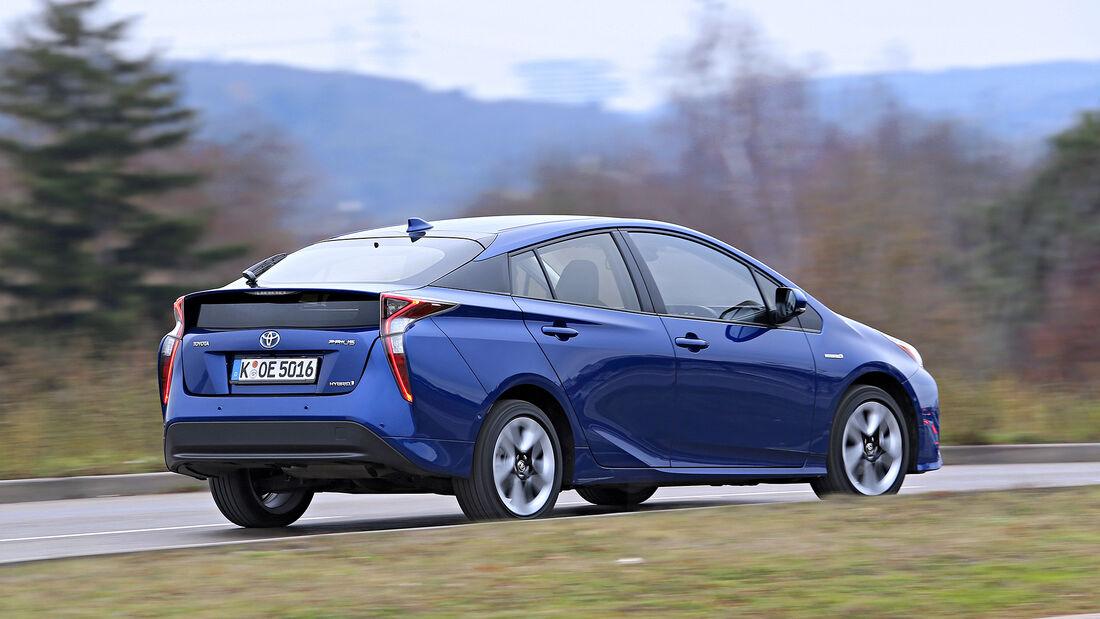 Toyota Prius Comfort, Exterieur