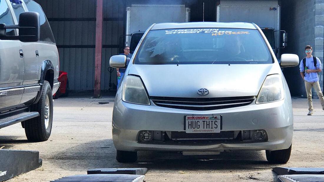 Toyota Prius Cummins-Diesel
