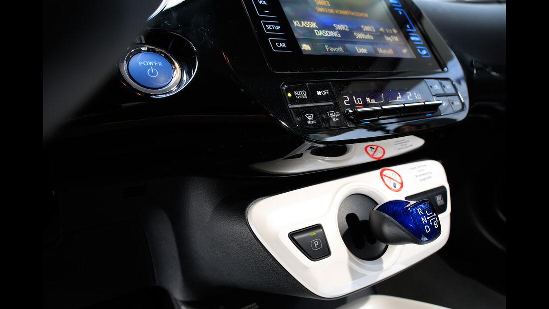 Toyota Prius, Fahrmodi