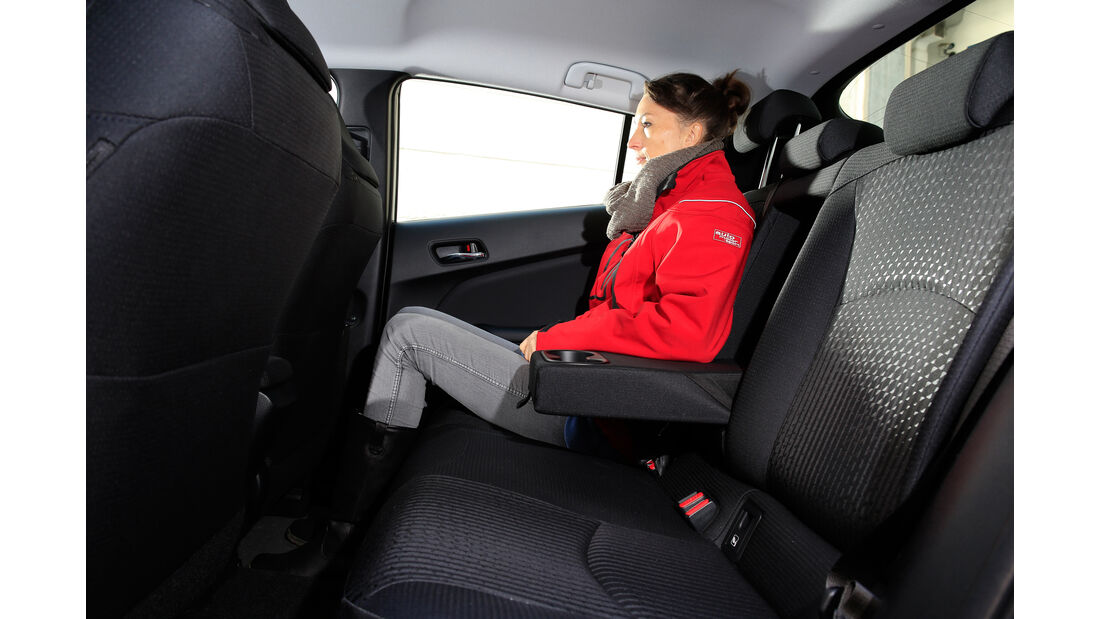 Toyota Prius, Fondsitz