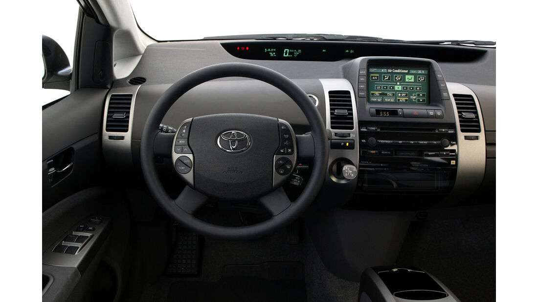 Toyota Prius, Interieur