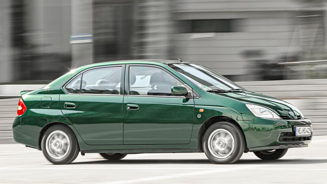 Toyota Prius, Japanische Trendsetter