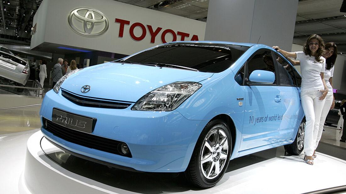Toyota Prius Messe