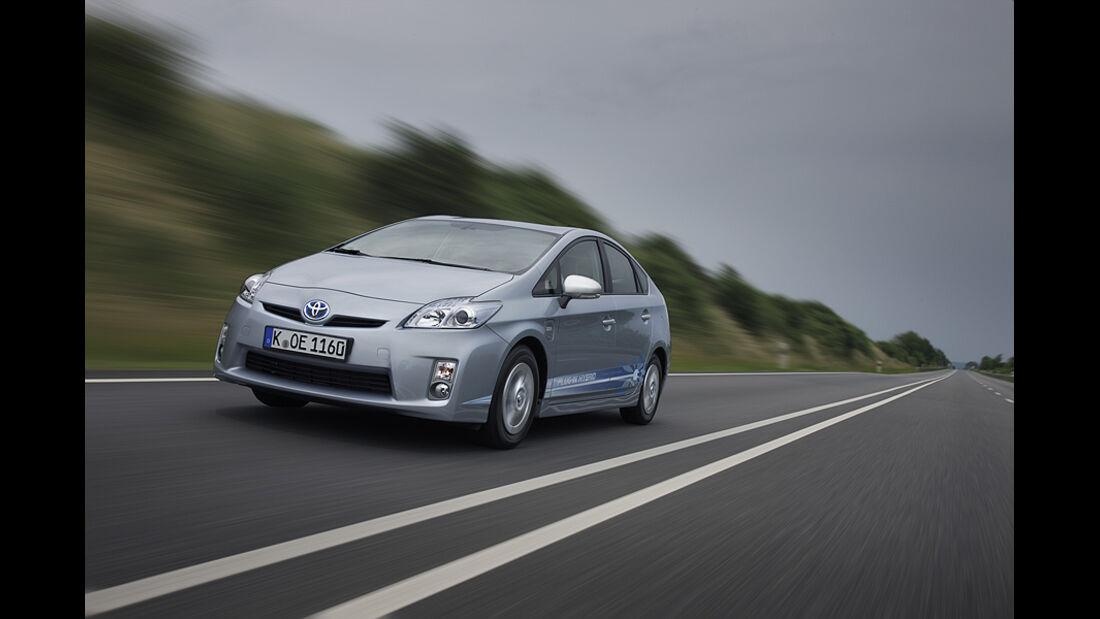 Toyota Prius Plug-In, Benzin-Hybrid mit Lademöglichkeit am Stromnetz