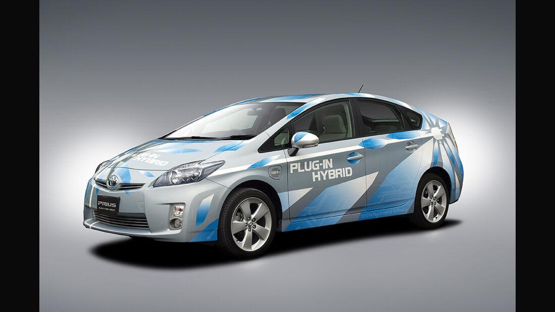 Toyota Prius Plug-In-Hybrid Concept Tokio 2009